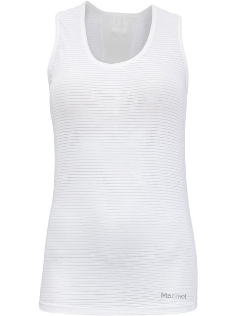 Marmot W's Essential Tank White